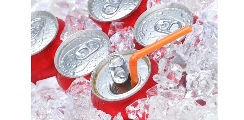 Kids and Soda