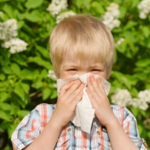 natural allergy medicine for kids