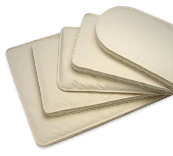 Naturepedic Bassinet Mattress Assortment of baby mattresses 1