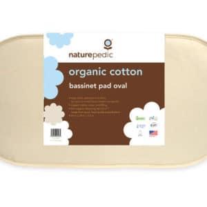 Naturepedic Organic Cotton Classic 150 Seamless Crib