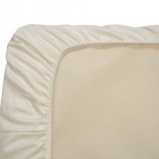 Waterproof pad crib fitted 1