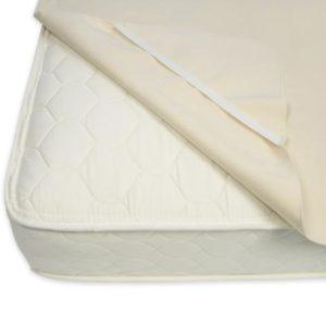 Waterproof pad flat