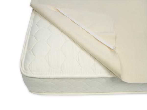 Organic Cotton Waterproof Mattress Pad