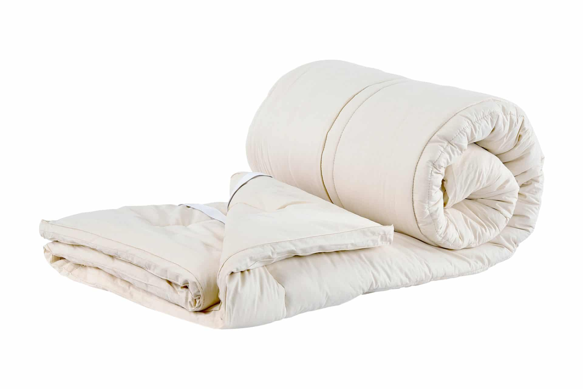 by mattress covered wool myorganicsleep organic sleep cover changing products pad latex my natural