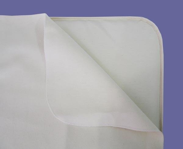 Organic Cotton Flannel Mattress Pad Healthy Child