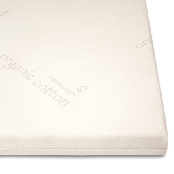 "Naturepedic Adagio 2"" Organic Mattress Topper"