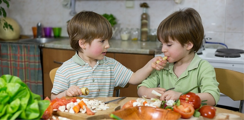 picky eaters healthy diet