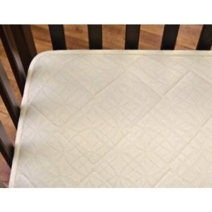 Breathable Organic Crib Mattress Cover