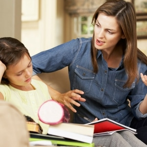 Parent Control Child's Behavior