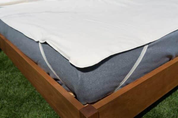 Organic Cotton Mattress Pad