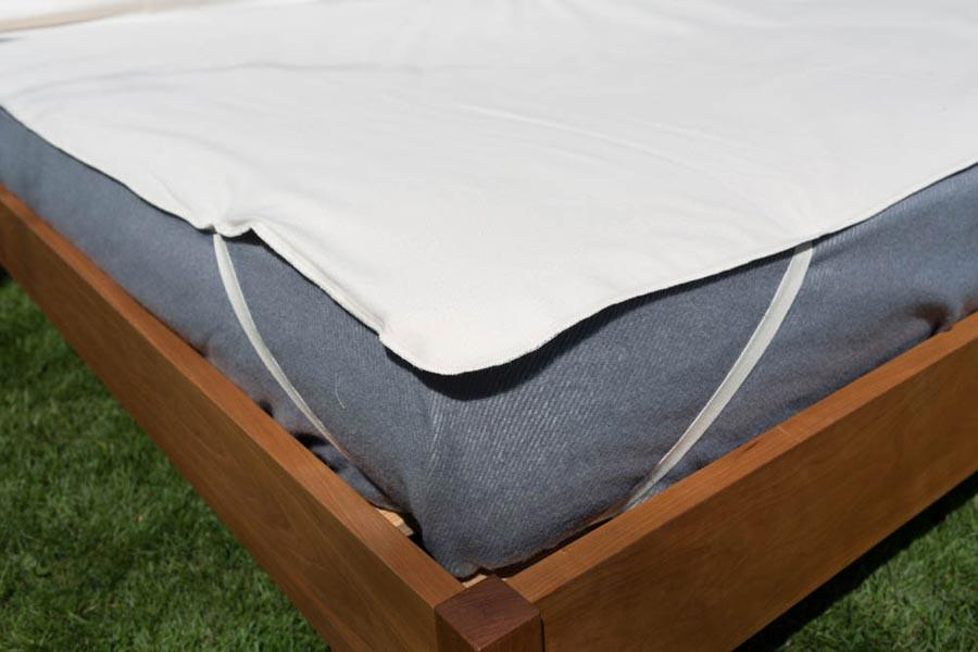 organic cotton mattress pad - Organic Cotton Mattress