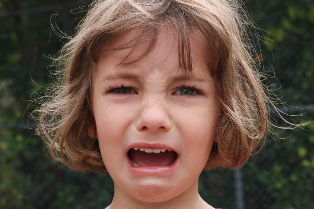 childs meltdowns