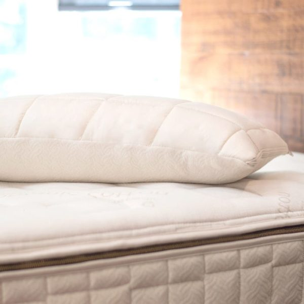 Naturepedic Organic 2-in-1 Adjustable Latex Pillow