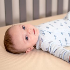 Naturepedic Breathable 2-Stage Crib Mattress