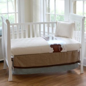 Naturepedic Classic Seamless Crib Mattress