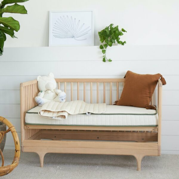 Avocado Green Organic Crib Mattress